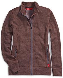 EMS® Women's Destination Athletic-Fit Stretch Full-Zip Fleece Sweatshirt