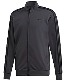 adidas Men's Essentials 3-Stripe Track Jacket