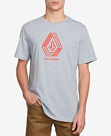 Volcom Men's Cycle Stone Graphic T-Shirt