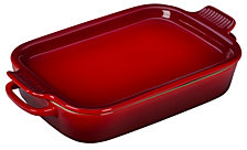 Le Creuset Rectangular3.5 Qt Dish With Platter Lid