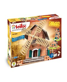 Teifoc Solar House Windmill