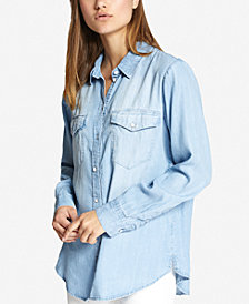 Sanctuary Boyfriend For Life Denim Shirt