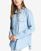 f11a0ac8c7 womens denim shirt - Shop for and Buy womens denim shirt Online - Macy s