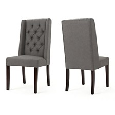 Blythe Dining Chairs (Set Of 2), Quick Ship
