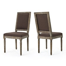 Ledger Dining Chairs (Set of 2), Quick Ship