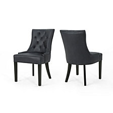 Hayden Dining Chairs (Set of 2), Quick Ship