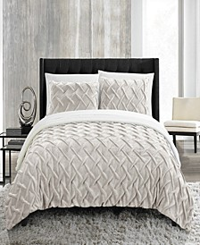 Naama 3 Piece Queen Comforter Set