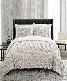 Chic Home Naama 3 Piece Queen Comforter Set