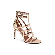 Ilsa Caged Dress Sandals