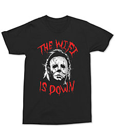 Michael Myers Men's Graphic T-Shirt