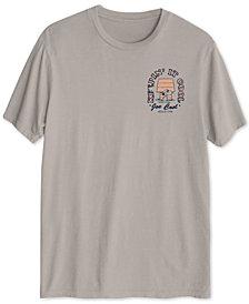 Keepin' It Cool Peanuts Men's Graphic T-Shirt