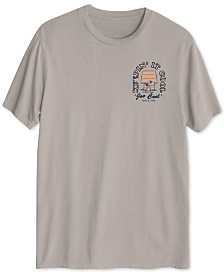 Keepin' It Cool Peanuts Men's Graphic T-Shirt