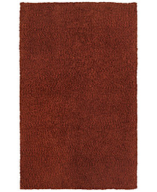 Oriental Weavers Heavenly Shag 73406 Red/Red 8' x 11' Area Rug