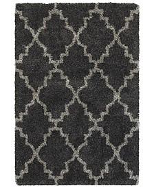 "Oriental Weavers Henderson Shag 092 6'7"" x 9'6"" Area Rug"