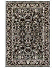 """Oriental Weavers Kashan 180L Navy/Multi 9'10"""" x 12'10"""" Area Rug"""