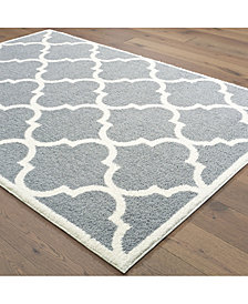 "Oriental Weavers Verona Shag 529 2'3"" x 7'6"" Runner Area Rug"
