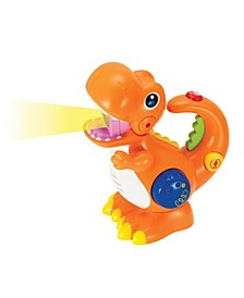 Recording and Voice Changing Dinosaur - Dinosaur Toy