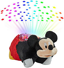 Pillow Pets Disney Mickey Sleeptime Lite