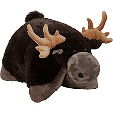Wild Chocolate Moose Stuffed Animal Plush Toy