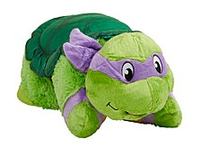 Nickelodeon TMNT Donatello Stuffed Animal Plush Toy