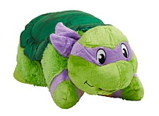 Pillow Pets Nickelodeon TMNT Donatello Stuffed Animal Plush Toy