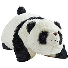 Pillow Pets Signature Comfy Panda Stuffed Animal Plush Toy