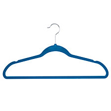 Honey Can Do 25-Pc. Flocked Suit Hangers