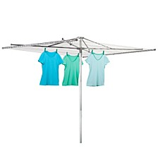 210-Foot Outdoor Umbrella Drying Rack