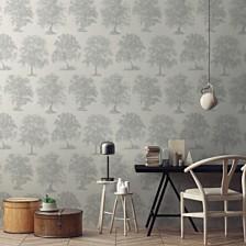 Graham & Brown Enchanted Tree Wallpaper
