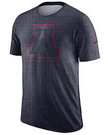 Nike Men's Arizona Wildcats Marled Legend Player T-Shirt