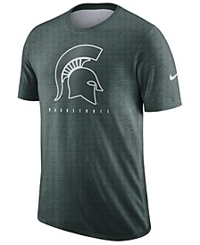 Men's Michigan State Spartans Marled Legend Player T-Shirt