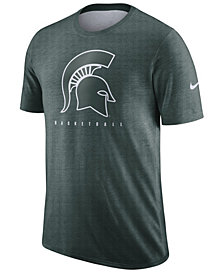 Nike Men's Michigan State Spartans Marled Legend Player T-Shirt