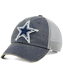 Authentic NFL Headwear Dallas Cowboys Baer Mesh Adjustable Snapback Cap