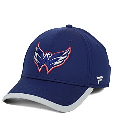 Authentic NHL Headwear Washington Capitals Clutch Speed Flex Cap