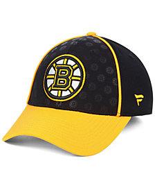 Fanatics Boston Bruins Dual Speed Flex Stretch Fitted Cap