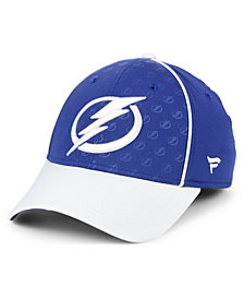 Fanatics Tampa Bay Lightning Dual Speed Flex Stretch Fitted Cap