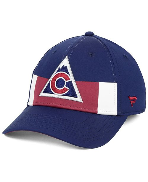 low priced ca9b7 41969 Colorado Avalanche Alternate Jersey Speed Flex Cap