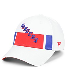 Fanatics New York Rangers Alternate Jersey Speed Flex Stretch Fitted Cap