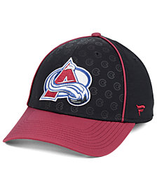 Authentic NHL Headwear Colorado Avalanche Dual Speed Flex Cap
