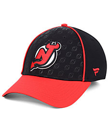 Fanatics New Jersey Devils Dual Speed Flex Stretch Fitted Cap