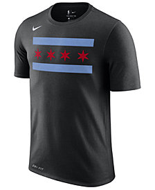 Nike Men's Chicago Bulls City Team T-Shirt