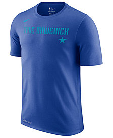 Nike Men's Dallas Mavericks City Team T-Shirt