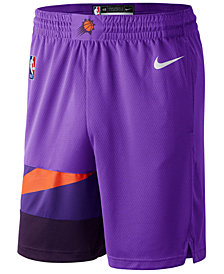Nike Men's Phoenix Suns City Swingman Shorts