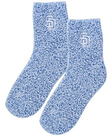 San Diego Padres Parkway Team Fuzzy Socks