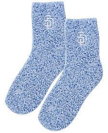 PKWY San Diego Padres Parkway Team Fuzzy Socks