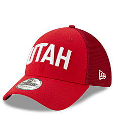 New Era Utah Jazz City Series 39THIRTY Cap