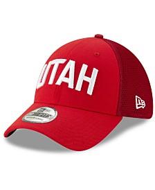 New Era Utah Jazz City Series 39THIRTY Cap