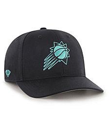 '47 Brand Phoenix Suns Diamond Blue MVP DP Cap