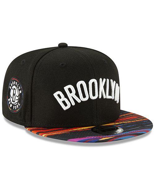 286a2892d970f ... New Era Brooklyn Nets City Series 2.0 9FIFTY Snapback Cap ...