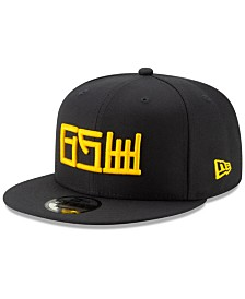 New Era Golden State Warriors City Series 2.0 9FIFTY Snapback Cap
